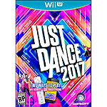 Nintendo Just Dance 2017 for Wii U