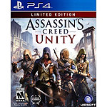 Sony Assassin's Creed Unity Limited Edition for PS4