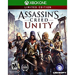 Microsoft Assassin's Creed Unity Limited Edition for Xbox One