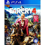 Sony Far Cry 4 for PS4