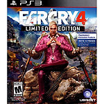Sony Far Cry 4 Limited Edition for PS3
