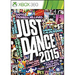 Microsoft Just Dance 2015 for Xbox 360