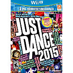 Nintendo Just Dance 2015 for Wii U