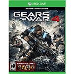 Microsoft Gears of War 4 Standard Edition for Xbox One