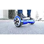 High Roller Blue Balance Wheel