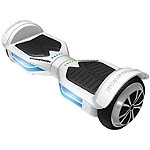 Swagtron White T3 Hoverboard