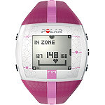 Polar FT4 Purple/Pink Heart Rate Monitor Watch 59.99
