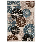 Mohawk Augusta Collection Everglades Ivory 5'x8' Rug 129.00