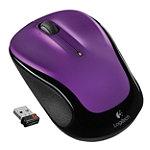 Logitech Violet Wireless Mouse M325