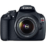 Canon EOS Rebel T5 Digital SLR Camera with EF-S 18-55mm IS II Lens
