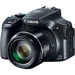 Canon Black PowerShot SX60 HS Digital Camera