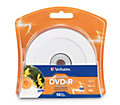 Verbatim White Inkjet Printable DVD-R 10-Pack