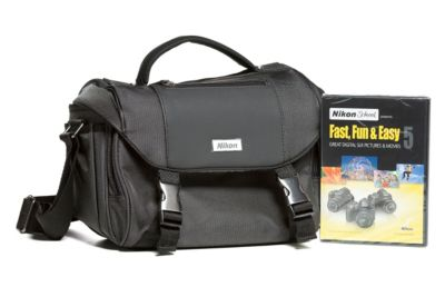 Nikon Digital SLR Starter Kit