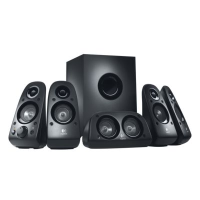 Logitech Surround Sound 75-Watt 5.1 Speaker System