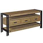 Bell'O Brighton Media Console for TVs Up to 65' or 90 lbs.