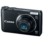 Canon PowerShot 14.1 Megapixel Camera with 4x Optical Zoom 89.95