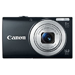 Canon PowerShot 16 Megapixel Camera with 8x Optical Zoom 119.95