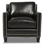 Steve Silver Abby Leather Chair