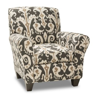 Corinthian Cane Accent Chair