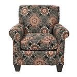 Corinthian Sade Accent Chair