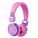 Moki Kid Safe Pink/Purple Volume Limited Headphones