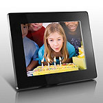 Aluratek 8' Hi-Res Digital Photo Frame