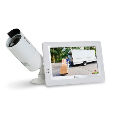 Swann Digital Wireless Security Monitor and Camera Kit