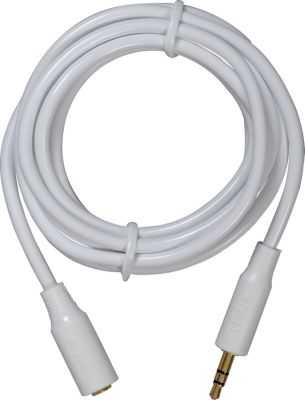 RCA 6' 3.5mm Headphone Extension Cord