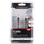 Monster Cable 3' iCable® 800 for Car with Connection to iPod®, iPhone™, iPad™ and Portable Media Player 6.95