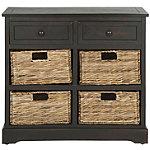 Safavieh Brown Herman Storage Cabinet