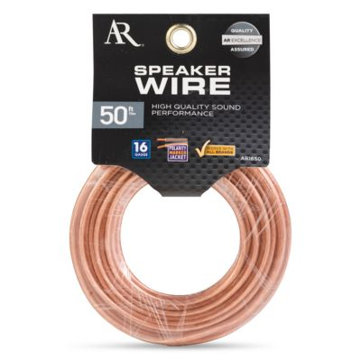 Acoustic Research 50' 16 Gauge Speaker Wire