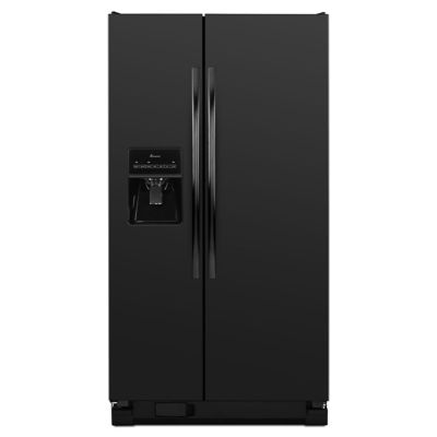 Amana 25.5 Cu. Ft. Side-by-Side Refrigerator