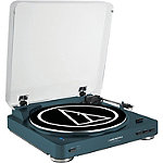 Audio Technica Blue Fully Automatic Wireless Belt-Drive Stereo Turntable (Limited Edition)