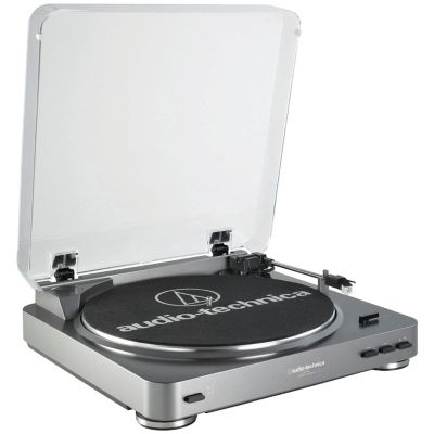 Audio Technica Fully Automatic Belt-Driven Turntable