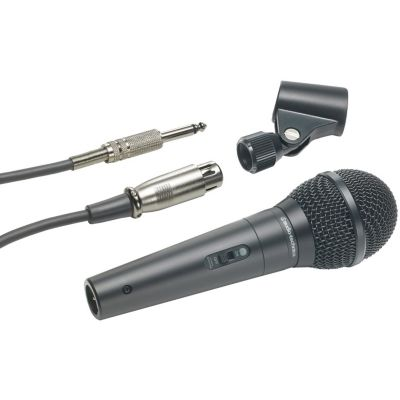 Audio Technica Dynamic Unidirectional Vocal/Instrument Microphone