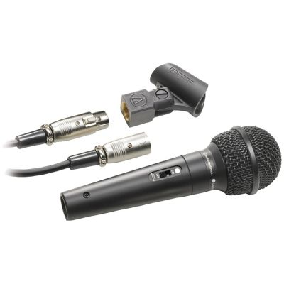 Audio Technica Dynamic Vocal/Instrument Microphone