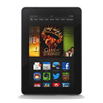 Kindle Fire HDX 7' 32GB Wi-Fi Tablet 269.00