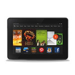 Kindle Fire HD 7' 16GB Wi-Fi Tablet 169.99