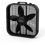 Lasko 20' Decor Colors Box Fan