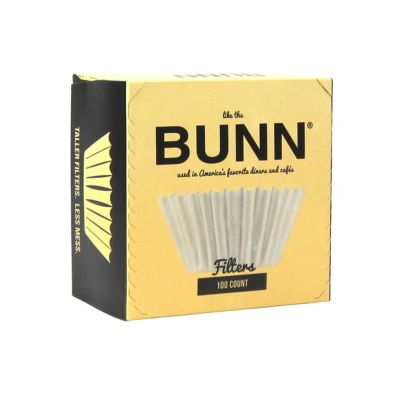 Bunn 100-Pack Coffee Filters