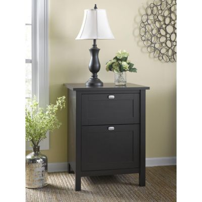 Bush Broadview 2-Drawer Pedestal Filing Cabinet