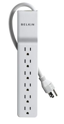 Home/Office 6-Outlets Surge Suppressor
