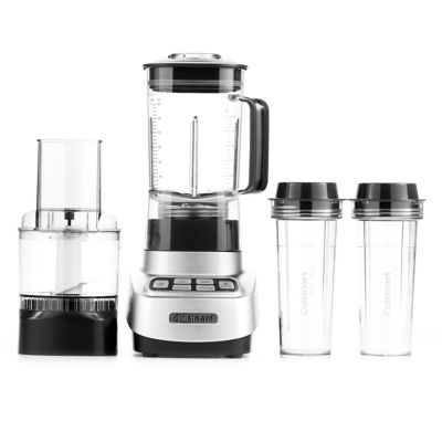 Cuisinart Velocity Ultra Trio 1-Horsepower Blender/Food Processor with Travel Cups