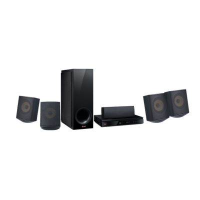 Buy LG Home Audio - LG 1,000-Watt 5.1 3D Smart Blu-ray Home Theater