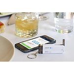 BACtrack Vio Smartphone Keychain Breathalzyer for iPhone and Android Devices