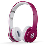 Beats by Dr. Dre Pink Beats Solo HD On-Ear Headphones 179.99