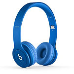 Beats by Dr. Dre Beats Solo® HD Drenched in Color Blue On-Ear Headphones No price available.