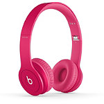 Beats by Dr. Dre Beats Solo® HD Drenched in Color  Pink On-Ear Headphones No price available.
