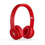 Beats by Dr. Dre Beats Solo® HD Drenched in Color Red On-Ear Headphones No price available.