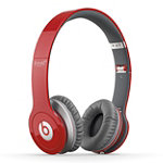 Beats by Dr. Dre Beats Solo® HD Red Over-the-Ear Headphones 199.99
